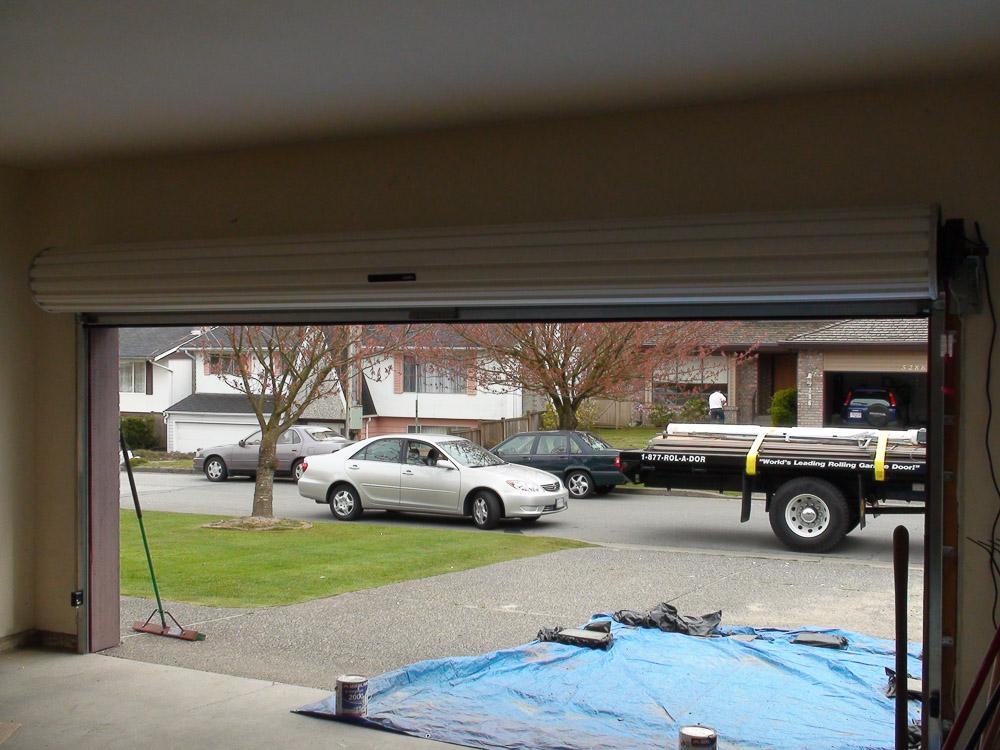 Residential garage door photos smart garage for Garage smart marseille