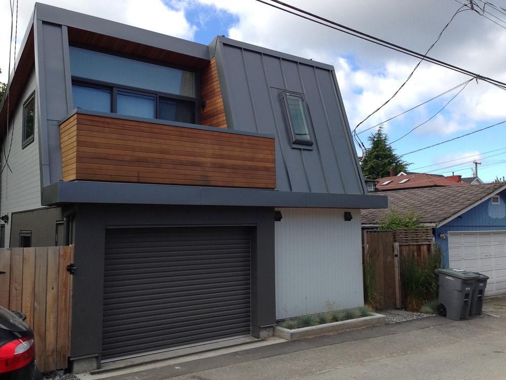 Roll Up Garage Doors : Residential garage door photos smart