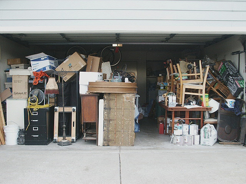 How to Clean Out Your Garage Part I