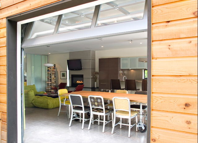 Four design tips for repurposing your garage.