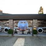 Garage Door Jumbo Jet