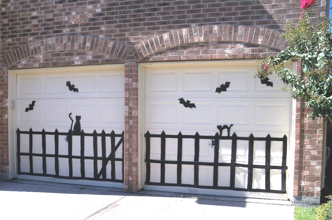 Decorating Ideas > Halloween Home & Garage Decorations  Smart Garage ~ 061118_Decorating Ideas For Garage