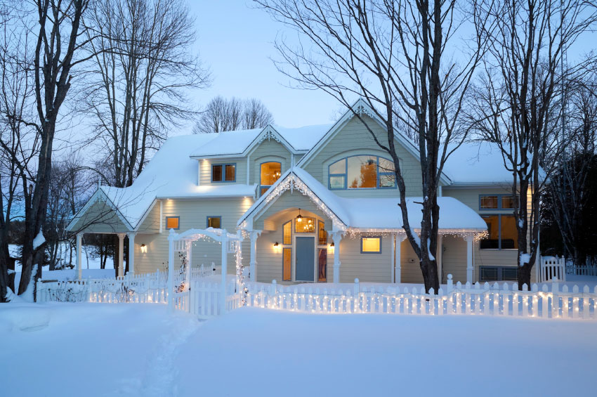 Preventing 3 Common Winter Related Home Issues Smart Garage