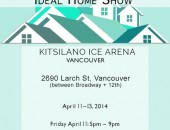 Vancouver Ideal Home Show – Kitsilano Ice Arena