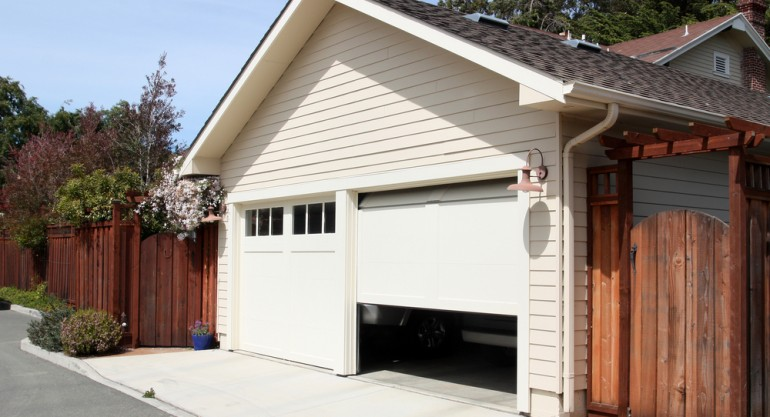 Does Your Garage Door Pass this Safety Test?