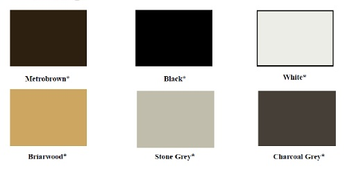 Lovely Garage Door Colour Trends