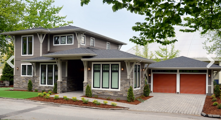 We're proud to be featured on the 2014 PNE Prize Home!