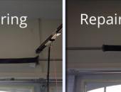 How do I know if my Garage Door's torsion spring is broken?