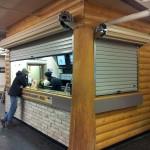 small shop shutter doors