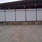 Warehouse roll up doors