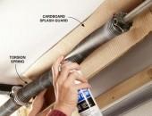 Does your Garage Door Squeak? Here's how to fix it yourself!