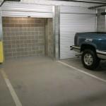 Underground storage doors