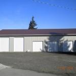 Warehouse roll up doors