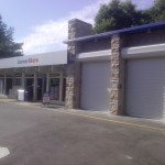 Coquitlam CornerStore Security Shutters