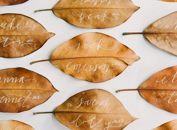 Happy Thanksgiving! – Table Top Inspiration