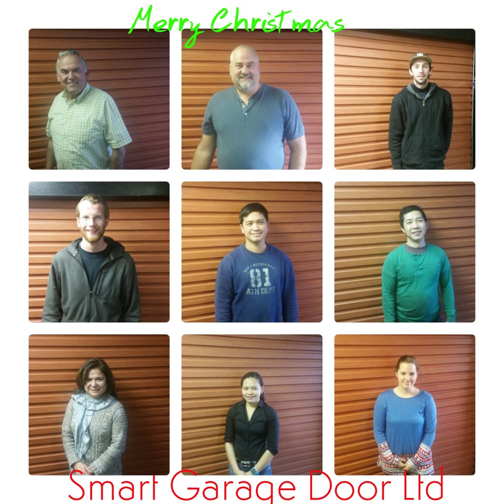 Merry Christmas from Smart Garage