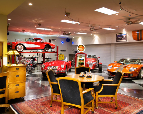 Man Cave Vancouver Wa : Man cave garage ideas smart