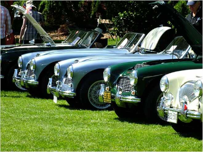 Upcoming event: 2017 All British Car Show