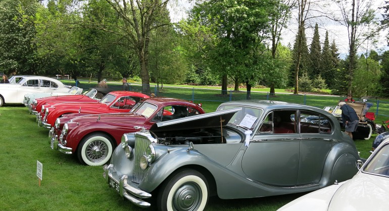 Upcoming event: Vancouver All British Field Meet 2016