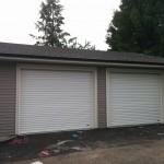 Garage door in Coquitlam