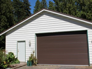 Gail brown garage door