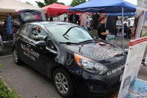 smart garage service car