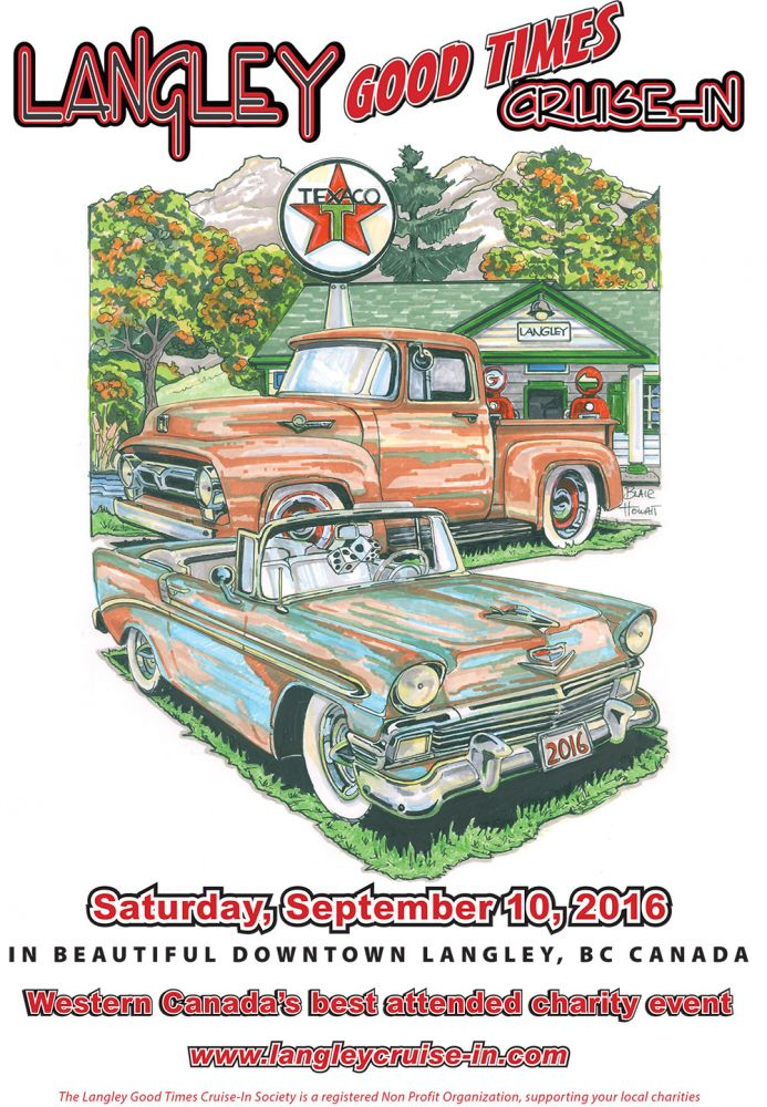 Upcoming event: Langley Cruise-In