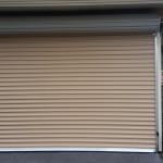 Reverse Roll Down Garage Door