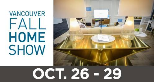 Event: Vancouver Fall Home Show 2017