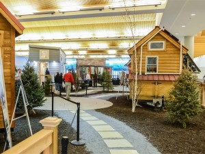 Tiny Home Village, BC Home and Garden Show