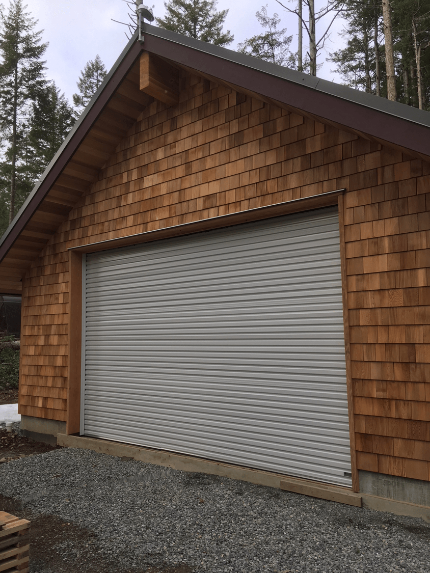 up rolling door coiling sheet garage steel doors roll waukesha commercial milwaukee coilng