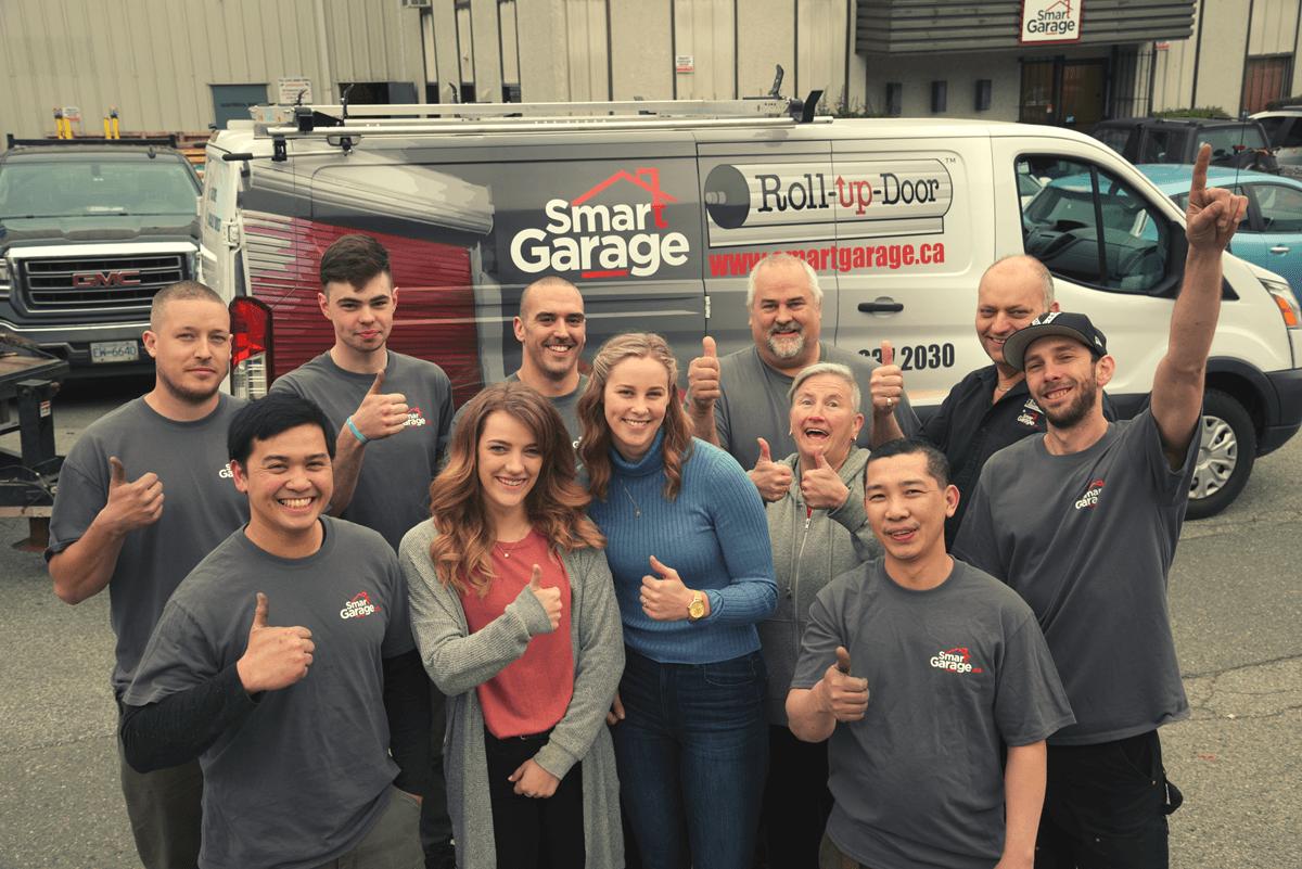 smart garage team